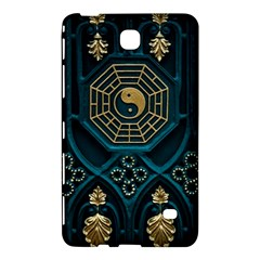 Ying Yang Abstract Asia Asian Background Samsung Galaxy Tab 4 (8 ) Hardshell Case