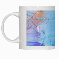 Background Art Abstract Watercolor White Mugs