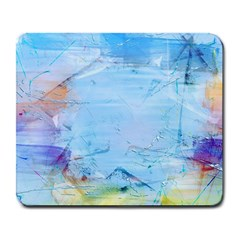Background Art Abstract Watercolor Large Mousepads