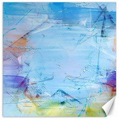 Background Art Abstract Watercolor Canvas 16  X 16