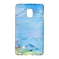 Background Art Abstract Watercolor Galaxy Note Edge by Nexatart