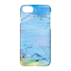 Background Art Abstract Watercolor Apple Iphone 7 Hardshell Case
