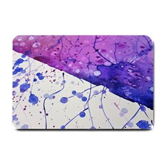 Art Painting Abstract Spots Small Doormat