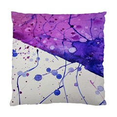 Art Painting Abstract Spots Standard Cushion Case (one Side)