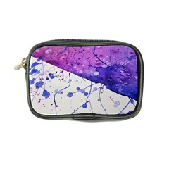 Art Painting Abstract Spots Coin Purse by Nexatart