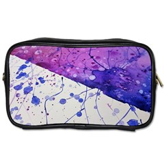 Art Painting Abstract Spots Toiletries Bags