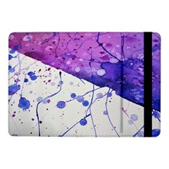 Art Painting Abstract Spots Samsung Galaxy Tab Pro 10 1  Flip Case