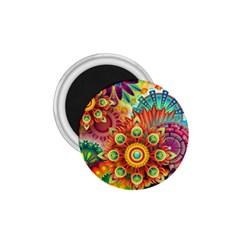 Colorful Abstract Background Colorful 1 75  Magnets