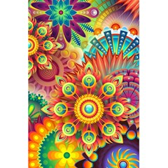 Colorful Abstract Background Colorful 5 5  X 8 5  Notebooks