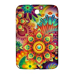 Colorful Abstract Background Colorful Samsung Galaxy Note 8 0 N5100 Hardshell Case