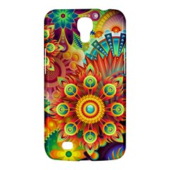 Colorful Abstract Background Colorful Samsung Galaxy Mega 6 3  I9200 Hardshell Case