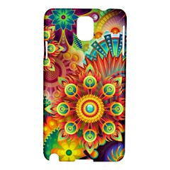 Colorful Abstract Background Colorful Samsung Galaxy Note 3 N9005 Hardshell Case