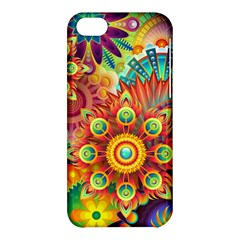 Colorful Abstract Background Colorful Apple Iphone 5c Hardshell Case