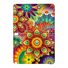 Colorful Abstract Background Colorful Samsung Galaxy Tab Pro 12 2 Hardshell Case