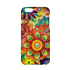 Colorful Abstract Background Colorful Apple Iphone 6/6s Hardshell Case