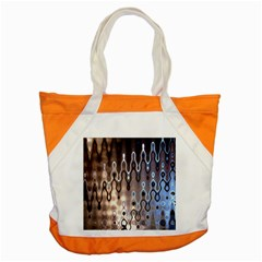 Wallpaper Steel Industry Accent Tote Bag