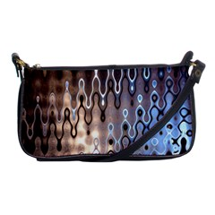 Wallpaper Steel Industry Shoulder Clutch Bags