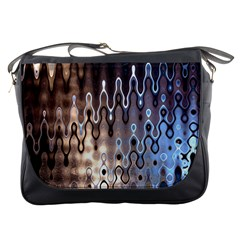 Wallpaper Steel Industry Messenger Bags