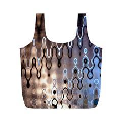 Wallpaper Steel Industry Full Print Recycle Bags (m)