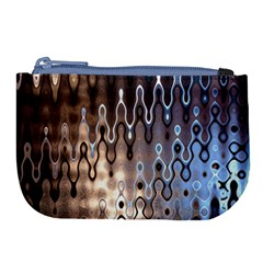 Wallpaper Steel Industry Large Coin Purse