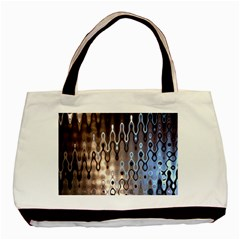 Wallpaper Steel Industry Basic Tote Bag (two Sides)