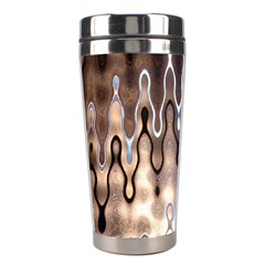 Wallpaper Steel Industry Stainless Steel Travel Tumblers