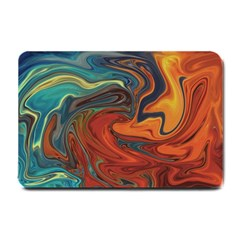 Creativity Abstract Art Small Doormat