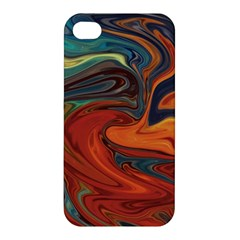 Creativity Abstract Art Apple Iphone 4/4s Hardshell Case
