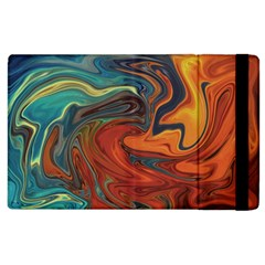 Creativity Abstract Art Apple Ipad 3/4 Flip Case