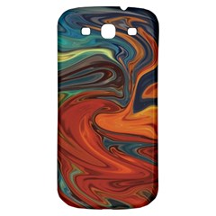 Creativity Abstract Art Samsung Galaxy S3 S Iii Classic Hardshell Back Case