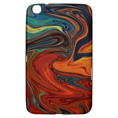Creativity Abstract Art Samsung Galaxy Tab 3 (8 ) T3100 Hardshell Case