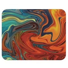 Creativity Abstract Art Double Sided Flano Blanket (medium)