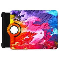 Abstract Art Background Paint Kindle Fire Hd 7  by Nexatart