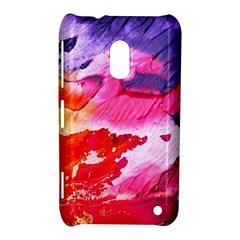 Abstract Art Background Paint Nokia Lumia 620
