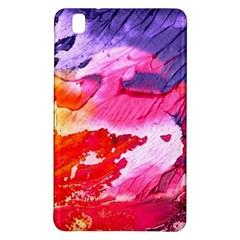 Abstract Art Background Paint Samsung Galaxy Tab Pro 8 4 Hardshell Case