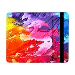 Abstract Art Background Paint Samsung Galaxy Tab Pro 8 4  Flip Case