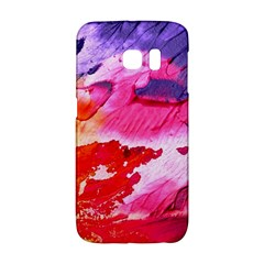 Abstract Art Background Paint Galaxy S6 Edge