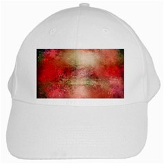 Background Art Abstract Watercolor White Cap
