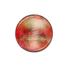 Background Art Abstract Watercolor Hat Clip Ball Marker (10 Pack)