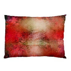 Background Art Abstract Watercolor Pillow Case