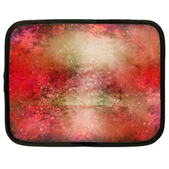 Background Art Abstract Watercolor Netbook Case (xxl)