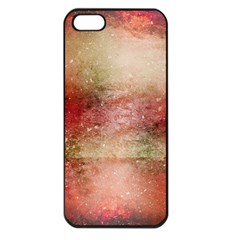 Background Art Abstract Watercolor Apple Iphone 5 Seamless Case (black) by Nexatart