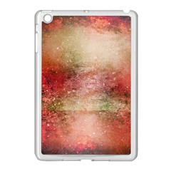 Background Art Abstract Watercolor Apple Ipad Mini Case (white) by Nexatart