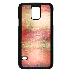 Background Art Abstract Watercolor Samsung Galaxy S5 Case (black)