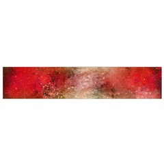Background Art Abstract Watercolor Small Flano Scarf
