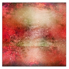 Background Art Abstract Watercolor Large Satin Scarf (square)
