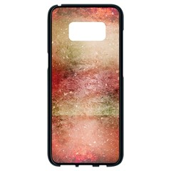 Background Art Abstract Watercolor Samsung Galaxy S8 Black Seamless Case