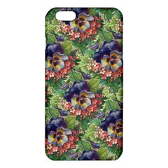 Background Square Flower Vintage Iphone 6 Plus/6s Plus Tpu Case
