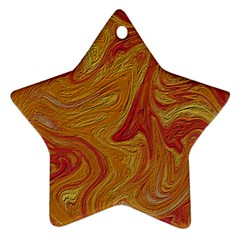 Texture Pattern Abstract Art Ornament (star)