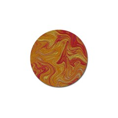Texture Pattern Abstract Art Golf Ball Marker (10 Pack)